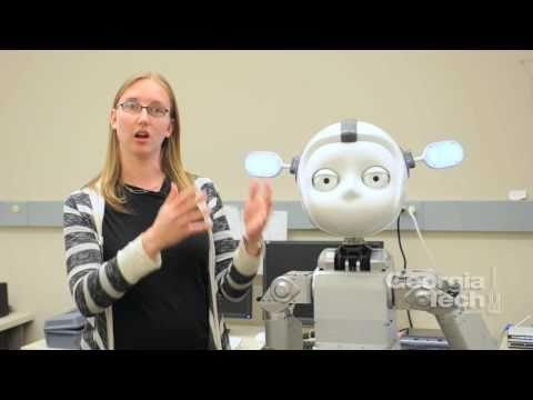 Teaching Robots to Move Like Humans - Video