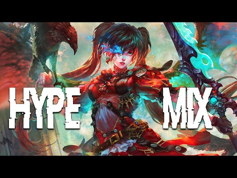 1 HOUR ♫ HYPE Gaming Music Mix 2021《ROCK MIX》♫
