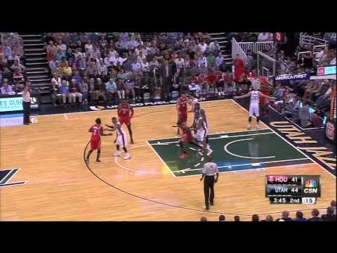 Full Houston Rockets Highlights vs Jazz 10/29/2014