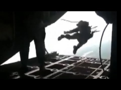 reserve - An army paratrooper from 5th SFG accidentally deploys his reserve parachute inside the plane. The solider sustained no serious injuries, but landed 30 miles ...
