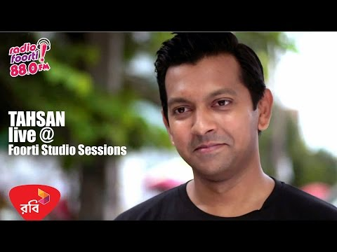 Download Robi Presents Foorti Studio Sessions with TAHSAN HD Mp4 3GP Video and MP3