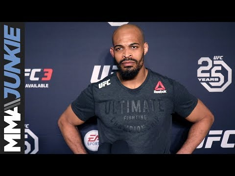 UFC Atlantic City: David Branch full post-fight interview