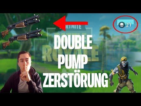 OMG! DOUBLE PUMP IST ZURÜCK! 😱   Repaz   Fortnite Battle Royale