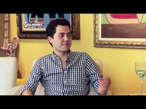 Maura Roth entrevista o Felipe Ventura, o Felipinho do Teleton
