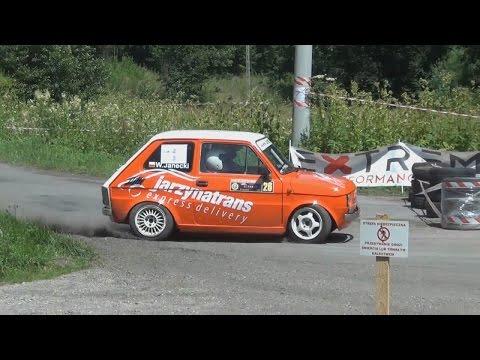 Puchar Burmistrza Świątnik Górnych i Burmistrza Wieliczki | Janecki / Kwiecień | Fiat 126 PROTO