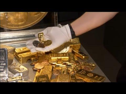 Edelmetalle: Statt in Gold lieber in Silber investier ...