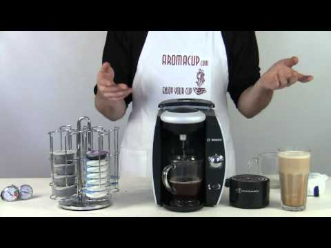 Bosch TassimoT45 (Suprema) Review plus FAQ about Tassimo Coffee Maker