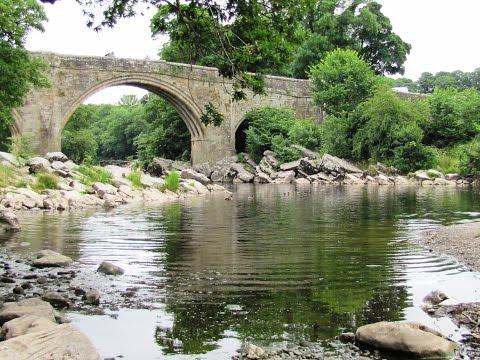Devil's Bridge – Kirkby Lonsdale – Whittington   River Lune round | cumbria  Walks