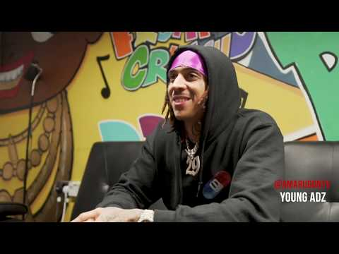 Young Adz Interview: The Anomaly | @AmaruDonTV Interview