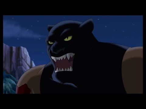 BLACK PANTHER ORIGIN | ULTIMATE AVENGERS