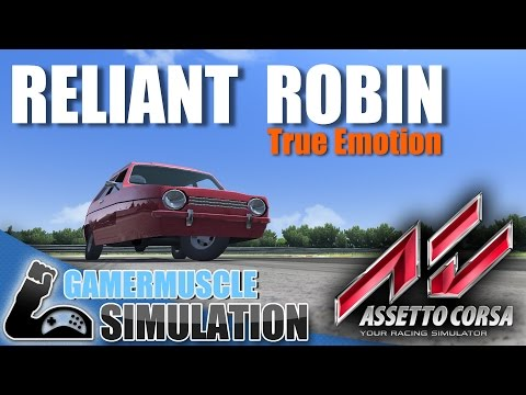 robin - Finally Assetto corsa is starting to get