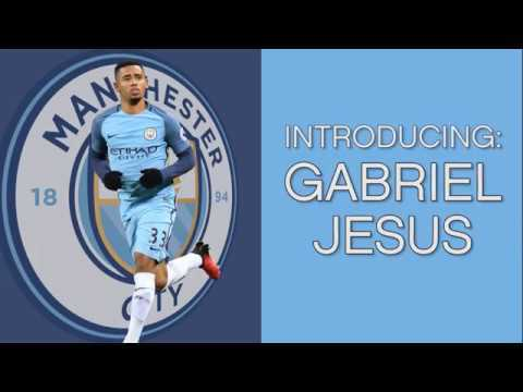 Video: Introducing: Gabriel Jesus