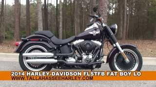 10. New 2014 Harley Davidson Fat Boy Lo Motorcycles for sale - Tallahassee, FL