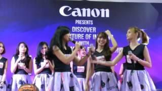 Video Perkenalan 2 Member Baru Cherrybelle - #CanonCherrybelleDiSolo - 01 Oktober 2016 MP3, 3GP, MP4, WEBM, AVI, FLV April 2018