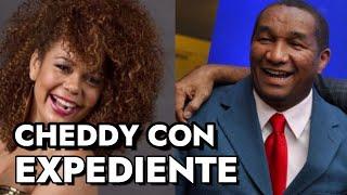 Cheddy García y el temible expediente que dice tener de Manolo Ozuna