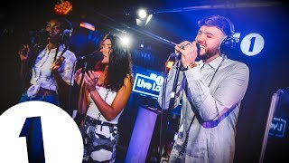 Rudimental - Sun Comes Up ft James Arthur in the Live Lounge