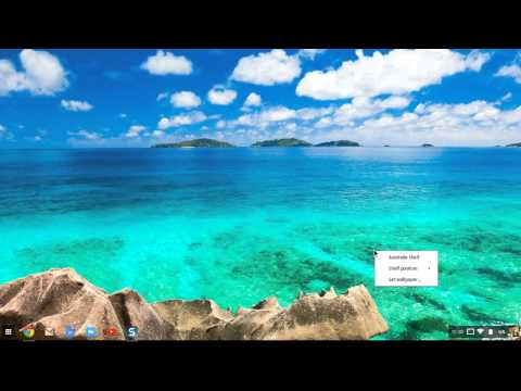 Change your wallpaper on your chromebook learning with zeal - How to change your background on a chromebook ...