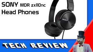 Video Sony mdr zx110nc Noise Cancelling Headphones Review   Patryk Lazarz   Tech Man Pat   Tech Man Pat MP3, 3GP, MP4, WEBM, AVI, FLV Juli 2018