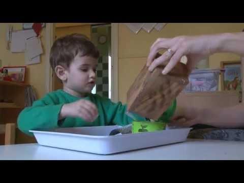 attività montessoriane da insegnare ai bambini da 0 a 3 anni