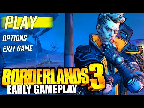 My HONEST REVIEW of Borderlands 3 So Far... (I Played Early)