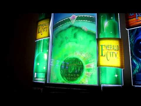 slot - Welcome to our final slotting destination ... MGM Grand in Detroit, Michigan. We will wrap things up with Great Zeus, and two fancy new Wizard of Oz slots! I...