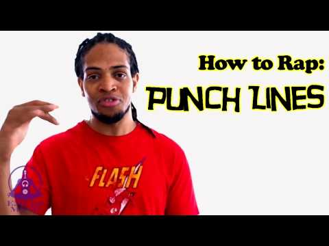 How to Rap: Punchlines-An Emcee Mind How to Rap Tu