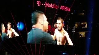 Video UFC 229 Khabib Nurmagomedov Entrance vs Conor McGregor Las Vegas October 6, 2018 MP3, 3GP, MP4, WEBM, AVI, FLV Desember 2018