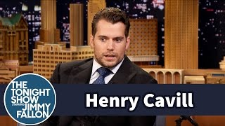 Video Henry Cavill Reveals Superman's Diet Plan MP3, 3GP, MP4, WEBM, AVI, FLV April 2018
