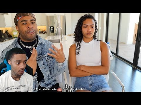 Reacting To Jasmine side of the breakup W/ Prettyboyfredo, Exposing The Truth About Our Relationship