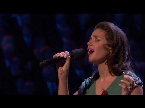 Katie Melua performing 'I Will Be There' at The RBL Festival of Remembrance (09.11.2013)