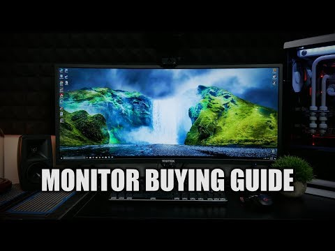 How to Buy the Perfect Gaming Monitor in Your Budget