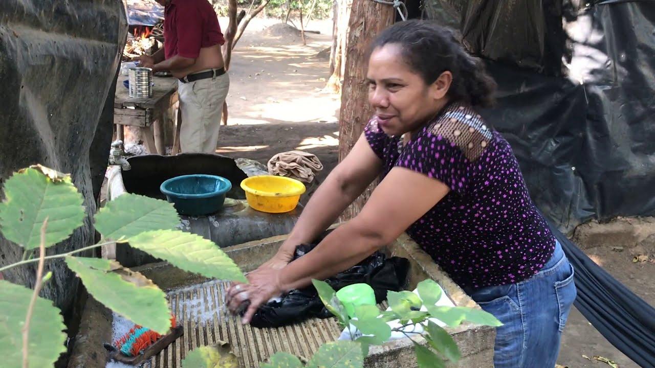 Testimonio de doña Luz María, CAPS Pueblo Redondo
