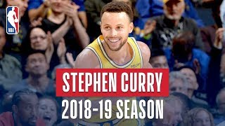 Stephen Curry's Best Plays From the 2018-19 NBA Regular Season