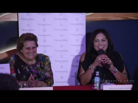 Presentación de la Pulsera Nomination con el link  'Un Mar de Luz'