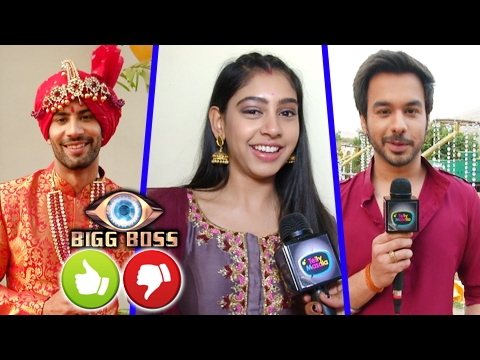 TV Actors REACT On Being A Part Of Bigg Boss | Big