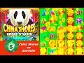 ++NEW China Shores Great Stacks slot machine, 3 sessions