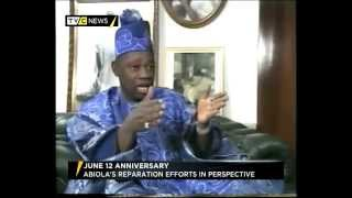 MKO Abiola's reparation efforts