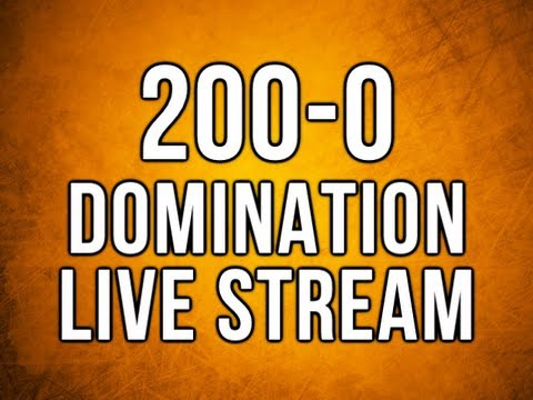 0 200 0 - Jhub's stream: http://www.twitch.tv/jhubx Follow me: http://www.twitter.com/drift0r Attempting to score 200-0 in a Domination game in Black Ops 2. Got a team of specially trained people to...