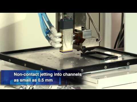 Nordson Unity Dispensing & 3M Plastic Bonding Adhesives: Total Consumer Electronics Assembly