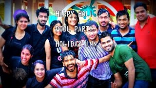 Panchkula India  city photos gallery : Holi Wet Pool Party Celebrations Panchkula India 2016 by Evantualy Us
