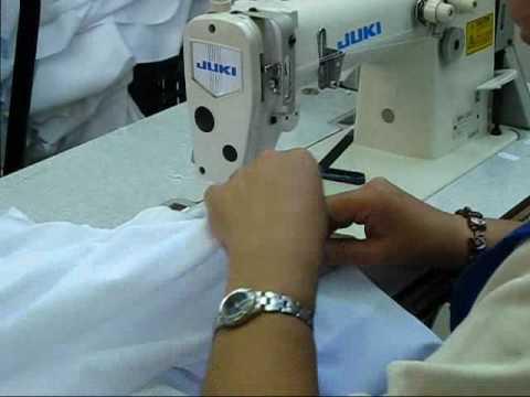Visita a fábrica textil