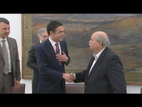 Ν. Βούτσης: Λύσαμε μια μεγάλη διεθνή εκκρεμότητα