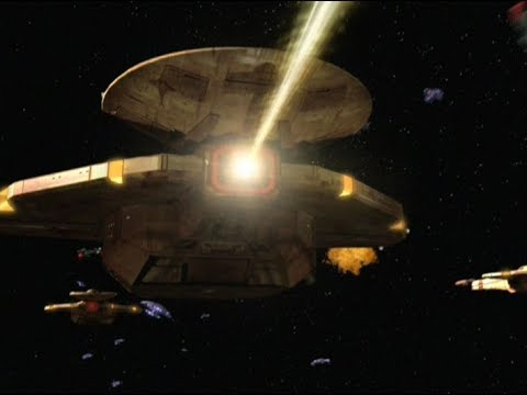 For Cardassia-I want the Cardassians Exterminated.  All of them.