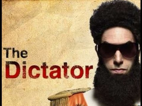 The Dictator: Official Trailer