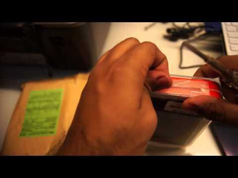 comment demonter la batterie du xperia z