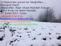 Of Ballıca'dan güncel kar fotoğrafları... Fotoğraf Slayt