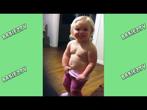 Le bébé super drôle échoue! préparez-vous à RIRE! - Compilation plus drôle enfants
