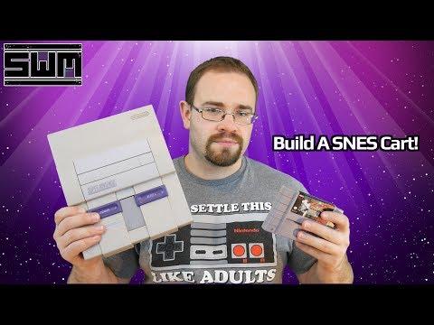 Let's Build A Super Nintendo Game! - Tech Wave!