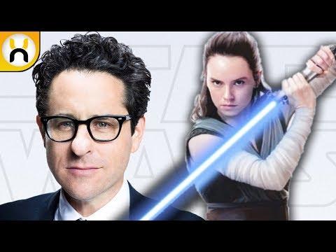JJ Abrams CONFIRMED to Direct Star Wars Episode 9
