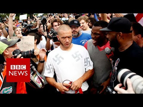 Why Did A Black Man Hug A Neo-Nazi Skinhead? - BBC News
